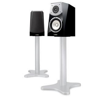 Yamaha NS-B951 Soavo Stand Mounted Speaker Pair, Piano Black
