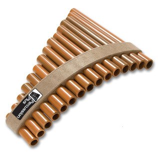 Percussion Plus PP494 15 Note Panflute