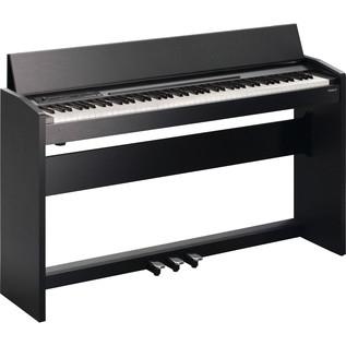 Roland F-120 Digital Piano, Satin Black