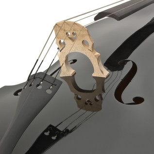 3/4 (Jazz) Size Double Bass, Black by Gear4music
