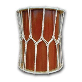 Percussion Plus PP325 Okedo Drum With Bachi