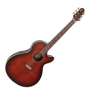 Vintage Pilgrim Series Electro-Acoustic Guitar, Vintage Sunburst