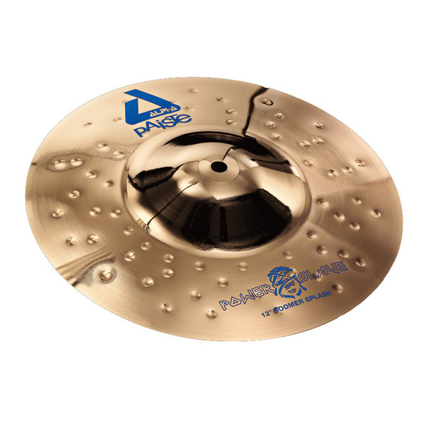 disc paiste alpha boomer powerslave cymbal pack with free 12 39 39 splash at gear4music. Black Bedroom Furniture Sets. Home Design Ideas