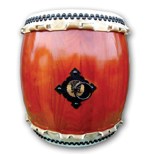 Percussion Plus PP321 Taiko Drum, 45cm