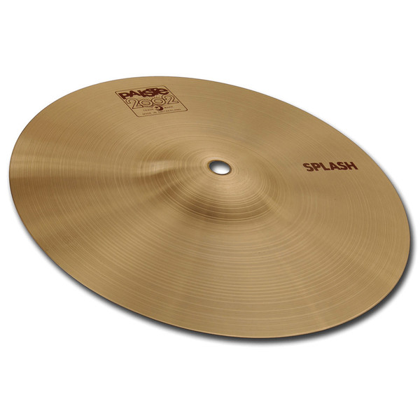 Paiste 2002 12'' Splash Cymbal