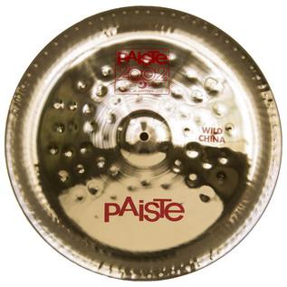 Paiste 2002 19'' Wild China Cymbal