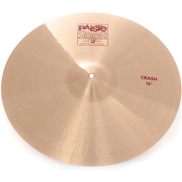 Paiste 2002 19'' Crash Cymbal