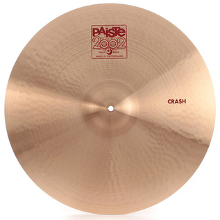 Paiste 2002 22'' Crash Cymbal