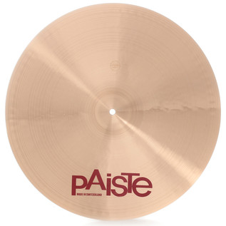 Paiste 2002 20'' Medium Crash Cymbal