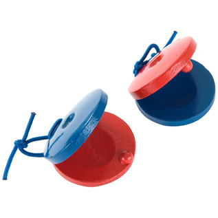 Percussion Plus Castanets Wooden