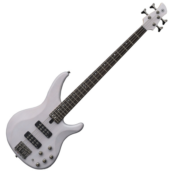 Yamaha TRBX504 Bass Guitar, Translucent White