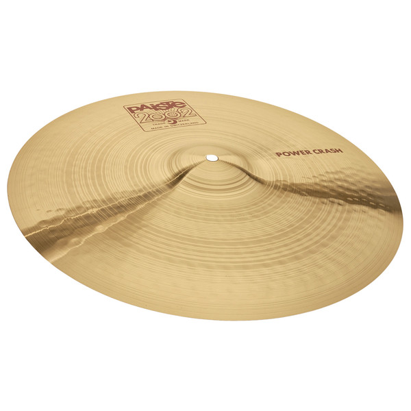 Paiste 2002 17'' Power Crash Cymbal