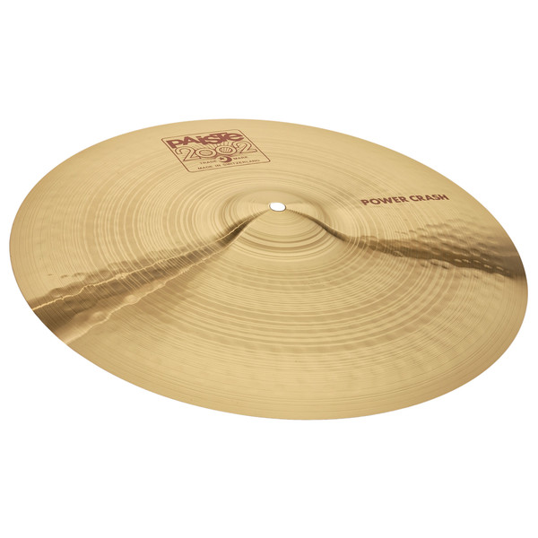 Paiste 2002 19'' Power Crash Cymbal