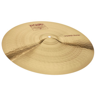 Paiste 2002 20'' Power Crash Cymbal