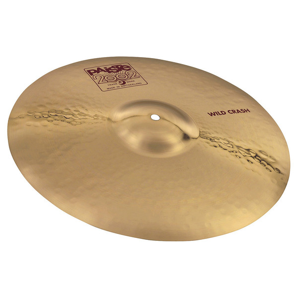 Paiste 2002 20'' Wild Crash Cymbal