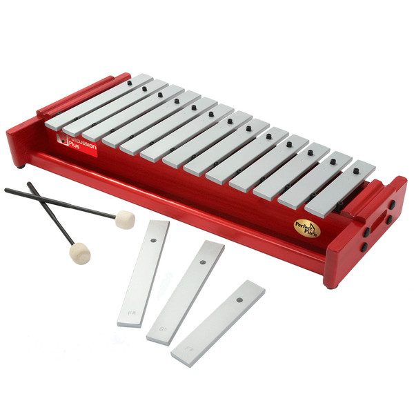 Percussion Plus PP017 Soprano Diatonic Metallophone