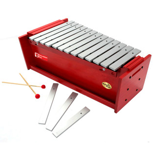 Percussion Plus PP021 Bass Diatonic Metallophone