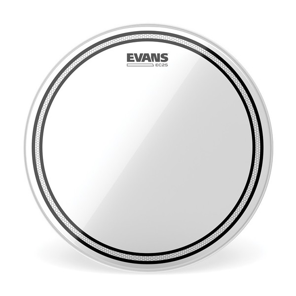 "EVANS EC2 Edge Control SST Clear 12"""