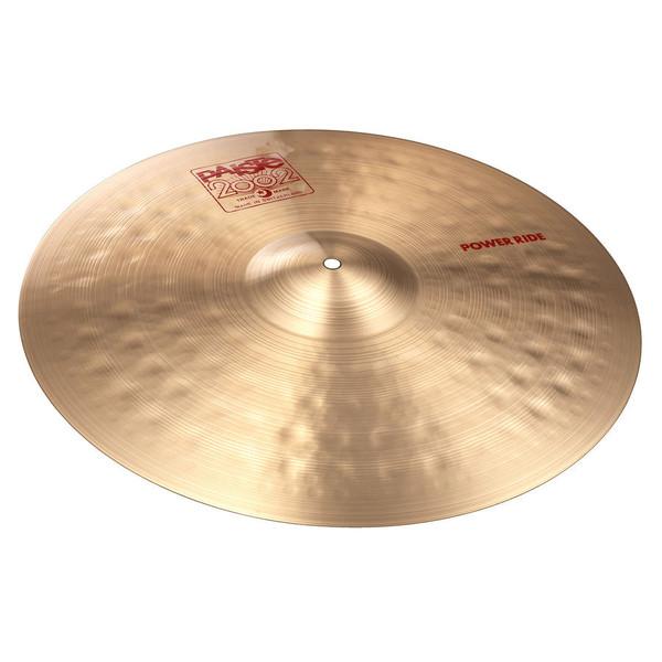 Paiste 2002 20'' Power Ride Cymbal