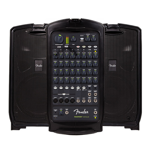 Fender Passport Venue (600) Portable PA System