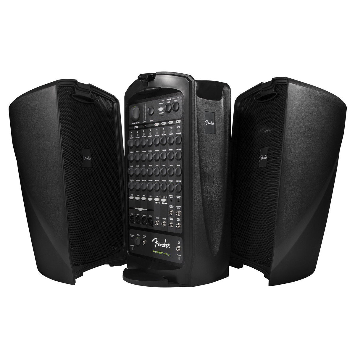 fender passport venue 600 portable pa system at gear4music. Black Bedroom Furniture Sets. Home Design Ideas