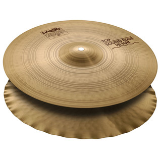 Paiste 2002 15'' Sound Edge Hi-Hat Cymbals