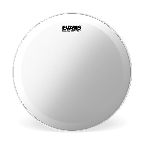 """Evans EQ3 Clear Bass Drum Head 22"""""""