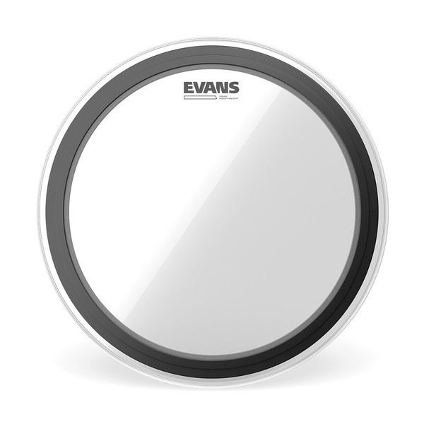 Evans EMAD Heavyweight Bass Drum Head, 22''