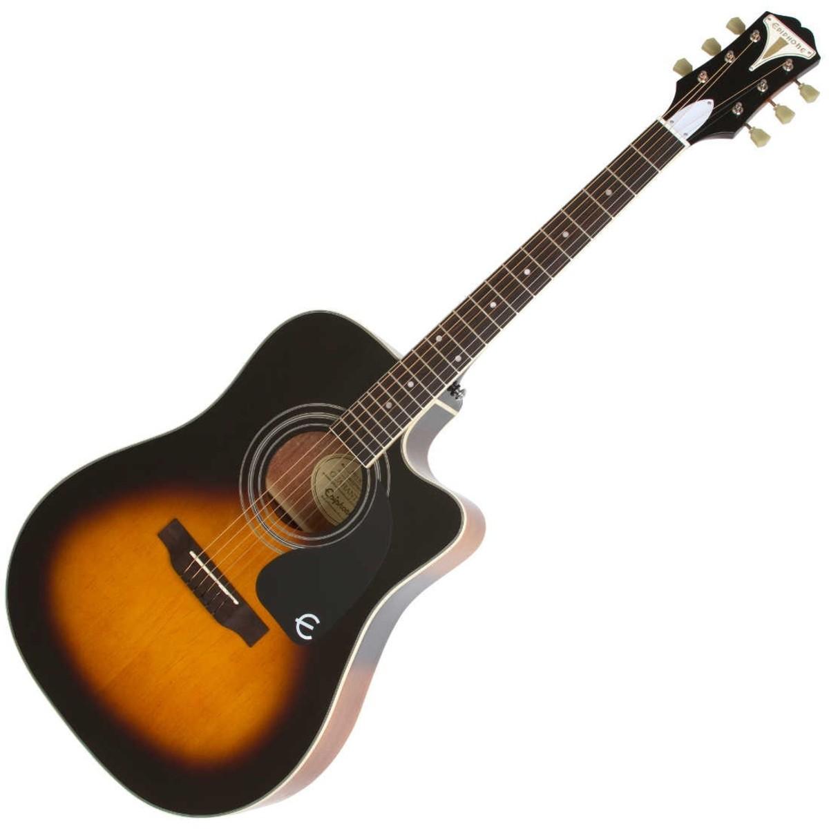 epiphone pro 1 ultra guitare electro acoustique d grad. Black Bedroom Furniture Sets. Home Design Ideas