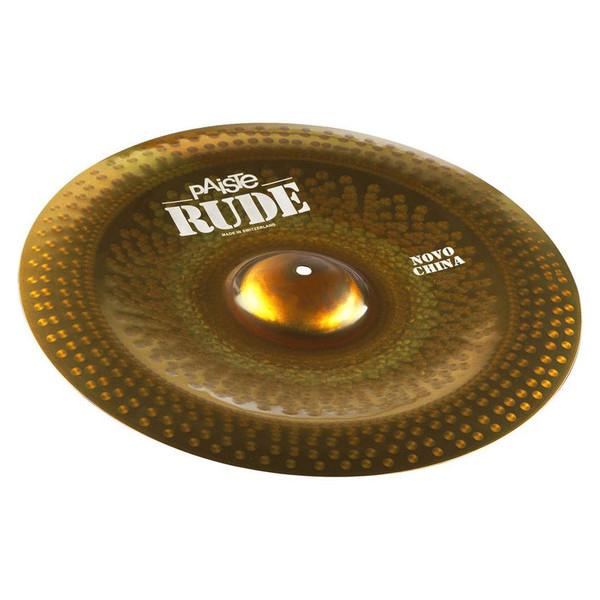Paiste RUDE 18'' Novo China Cymbal