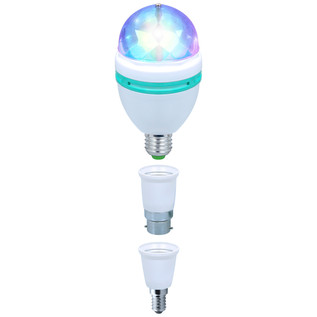 Kam Moonbulb Rotating FX Lightbulb