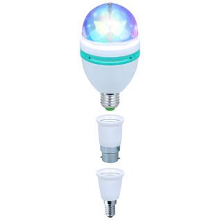 Kam Moonbulb Rotating FX Lightbulb