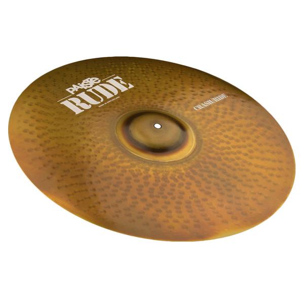 Paiste RUDE 16'' Crash Ride Cymbal