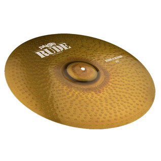 Paiste RUDE 20'' Ride/Crash Cymbal