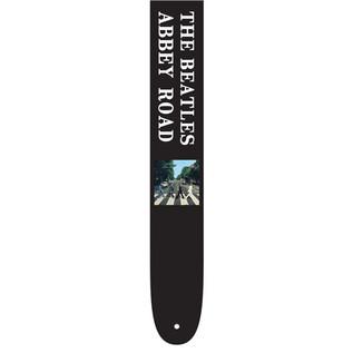 Perri's 6074 The Beatles 2.5'' Guitar Strap, Abbey Road