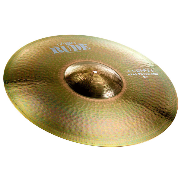 Paiste RUDE 24'' Mega Power Ride