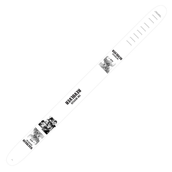 Perri's 6077 The Beatles 2.5'' Guitar Strap, Revolver