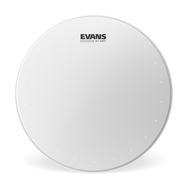Evans Super Tough ST DRY Coated Snare Drum Head, 14''