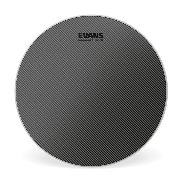 Evans Hybrid Coated Snare Drum Head, 14''
