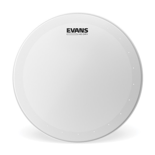 Evans Genera Head Duty HD Dry Coated Snare Head, 14''