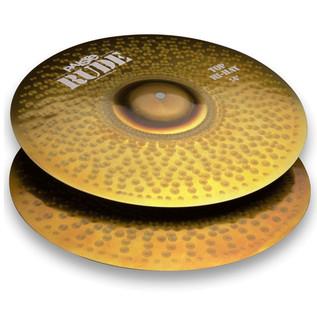Paiste RUDE 14'' Hi-Hat Cymbals