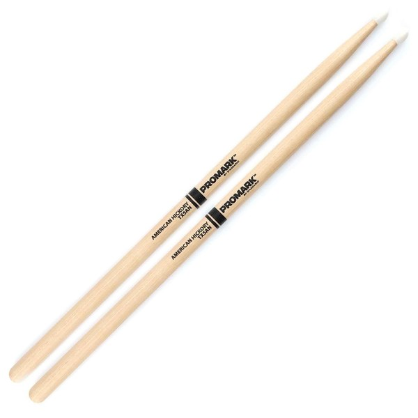 ProMark Hickory 5A Nylon tip Drum Sticks