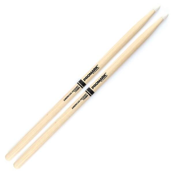 ProMark Hickory 5B Nylon Tip Drumsticks