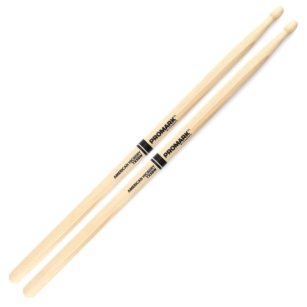 ProMark Hickory 5B Woodtip Drum Sticks
