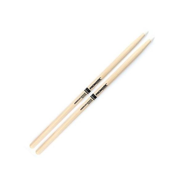 ProMark Hickory 747 Nylon Tip Drumsticks