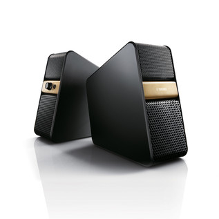 Yamaha NXB55 Bluetooth Speaker System, Gold