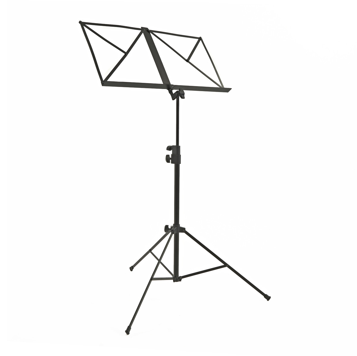 Music Stand By Gear4music Black At Gear4music