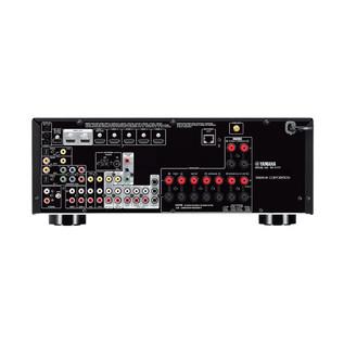 Yamaha RXV777 AV Receiver, Black