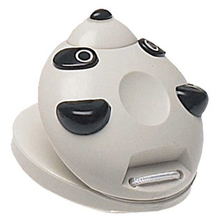 Percussion Plus PP1013 Castanets, White Panda