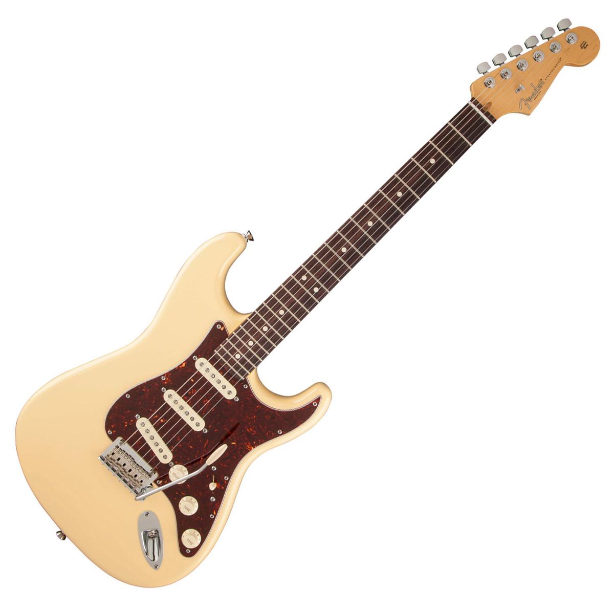 fender fsr american standard stratocaster rw vintage white at gear4music. Black Bedroom Furniture Sets. Home Design Ideas